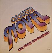 LP - Orchestra Tipica Novel - Que Viva El Son Montuno - still sealed