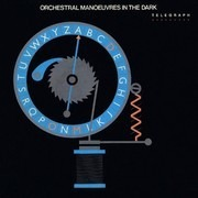 7inch Vinyl Single - Orchestral Manoeuvres In The Dark - Telegraph - Matt Paper Picture Sleeve
