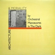LP - Orchestral Manoeuvres In The Dark - Architecture & Morality - Yellow Die-cut Sleeve
