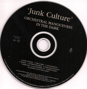 CD - Orchestral Manoeuvres In The Dark - Junk Culture