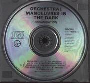 CD - Orchestral Manoeuvres In The Dark - Organisation