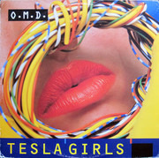 12inch Vinyl Single - Orchestral Manoeuvres In The Dark - Tesla Girls