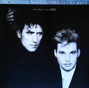 LP - Orchestral Manoeuvres In The Dark - The Best Of OMD - Gatefold