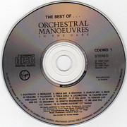 CD - Orchestral Manoeuvres In The Dark - The Best Of OMD