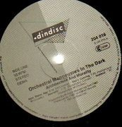 LP - Orchestral Manoeuvres In The Dark - Architecture & Morality - die cut sleeve