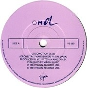 7'' - Orchestral Manoeuvres In The Dark - Locomotion