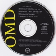 CD - Orchestral Manoeuvres In The Dark - Sugar Tax