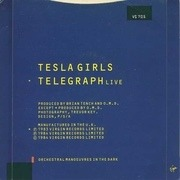 7'' - Orchestral Manoeuvres In The Dark - Tesla Girls - Gloss Card Picture Sleeve