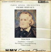 LP - Orchestre National De L'Opéra De Paris , Pierre Dervaux , Richard Wagner - Wagner