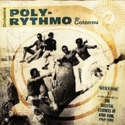 Double LP - Orchestre Poly-Rythmo De Cotonou - The Skeletal Essences Of Afro Funk - .. AFRO FUNK