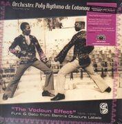 Double LP & MP3 - Orchestre Poly-Rythmo de Cotonou - The Vodoun Effect - VOL.1 1973-75
