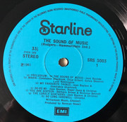 LP - Original London Cast Of The Sound Of Music - Rodgers & Hammerstein - The Sound Of Music