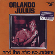 LP - Orlando Julius And The Afro Sounders - Orlando Julius And The Afro Sounders - + BOOKLET