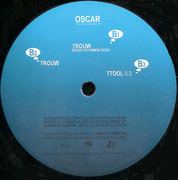 12inch Vinyl Single - Oscar - Tighter Woods EP