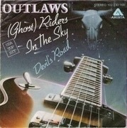 7'' - Outlaws - (Ghost) Riders In The Sky