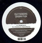 12inch Vinyl Single - Outsiders - Origination