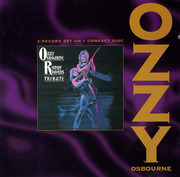 CD - Ozzy Osbourne - Randy Rhoads Tribute