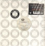 12inch Vinyl Single - P. Diddy, Black Rob & Mark Curry - The Saga Continues