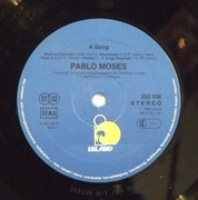 LP - Pablo Moses - A Song