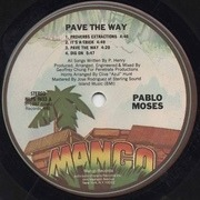 LP - Pablo Moses - Pave The Way