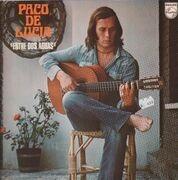 LP - Paco De Lucía - Entre Dos Aguas