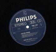 LP - Paco De Lucia - Castro Marin