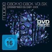 CD-Box - Pan-Pot - Mobilee/Back To Back Vol.6 (2CD+DVD)