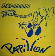 12inch Vinyl Single - Papillon Featuring Garden Gnome - Papillon
