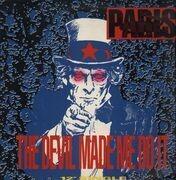 12inch Vinyl Single - paris - The Devil Made Me Do It + Instr & Remix