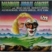 LP - Passport And Brian Auger , Johnny Griffin , Alexis Korner , Volker Kriegel , Pete York - Doldinger Jubilee Concert - Gatefold