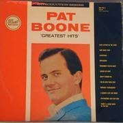 LP - Pat Boone - Greatest Hits