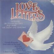 LP - Pat Boone - Love letters