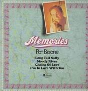 LP - Pat Boone - Memories