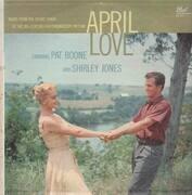 LP - Pat Boone & Shirley Jones - April Love