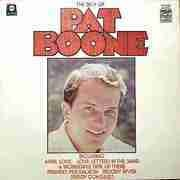 LP - Pat Boone - The Best Of Pat Boone
