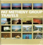 Double LP - Pat Metheny - Travels