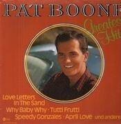 LP - Pat Boone - Greatest Hits