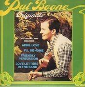 Double LP - Pat Boone - Originals