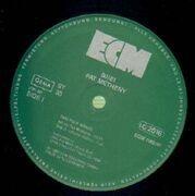 Double LP - Pat Metheny - 80/81 - original ECM