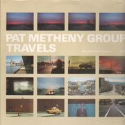 Double LP - Pat Metheny Group - Travels
