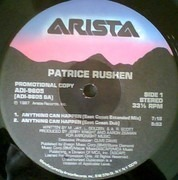 LP - Patrice Rushen - Anything Can Happen - Promo