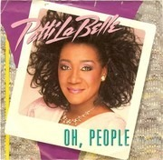 7inch Vinyl Single - Patti LaBelle - Oh, People