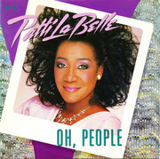 12inch Vinyl Single - Patti LaBelle - Oh, People