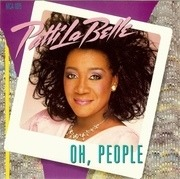 7'' - Patti LaBelle - Oh, People