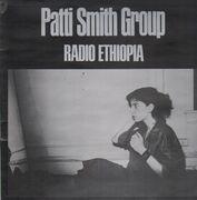 LP - Patti Smith Group - Radio Ethiopia - 1st UK Pressing