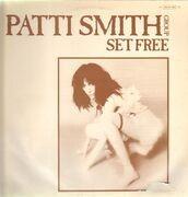 12'' - Patti Smith Group - Set Free