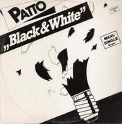 12'' - Patto - Black And White