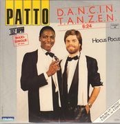 12inch Vinyl Single - Patto - D.A.N.C.I.N./T.A.N.Z.E.N.