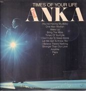 LP - Paul Anka - Times Of Your Life