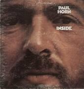 LP - Paul Horn - Inside